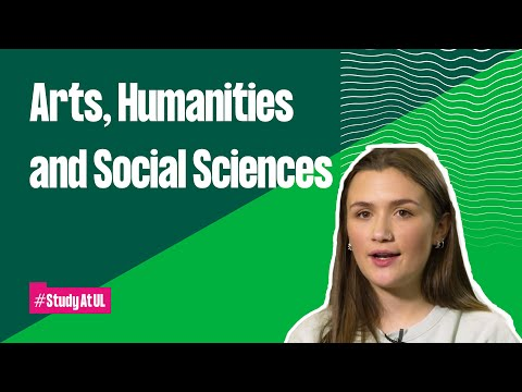 Arts, Humanities and Social Science Courses - YouTube