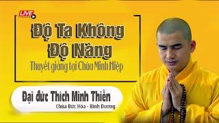 Hoa Rơi Cửa Phật - ĐĐ.Thích Minh Thiền