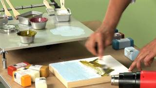 How To Use R&F Encaustic Paints