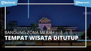 Gubernur Jabar Ridwan Kamil Larang Wisata ke Bandung, Kasus Covid-19 Melonjak