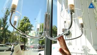 Люстра Eglo 94622 Noventa от компании ПКФ «Электромотор» - видео