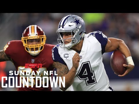 How will Cowboys QB Dak Prescott's injured hand respond to cold? | NFL Countdown | ESPN
