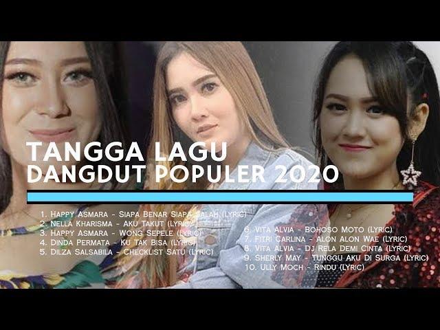 TANGGA LAGU DANGDUT POPULER 2020