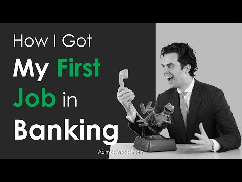 , title : 'How I Got My First Job in Banking