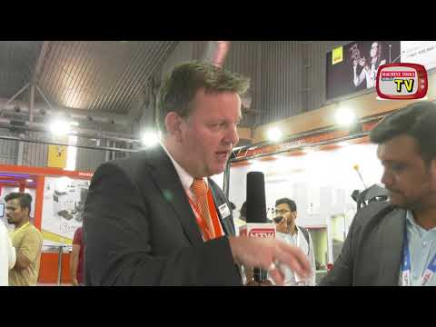 Paul Weaver, Vice President - Sales & Marketing, Renishaw India