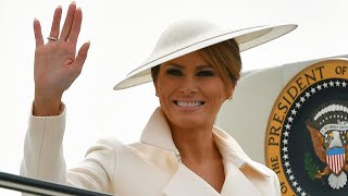 Melania Trump Is Missing During President's Japan Visit