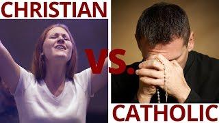 The Vortex—Christian vs. Catholic