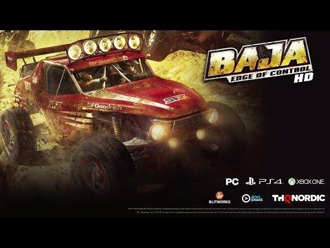 Baja: Edge of Control HD - Gameplay-Trailer thumbnail