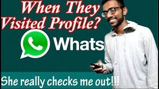 How to Know who views your whatsapp profile daily 😍-Chat with nearby friends without sharing number