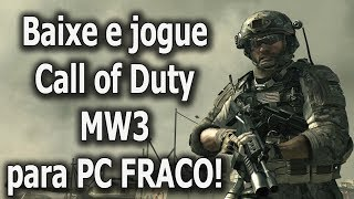 how to download call of duty modern warfare 3 on pc 2019