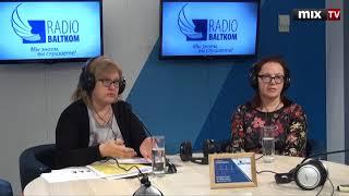 "Илзе Джонсоне и Майрита Риекстиня в программе ""Утро на Балткоме"" #MIXTV"