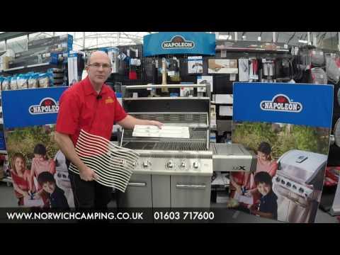 Napoleon LEX Series Pro 605 BBQ Grill Review