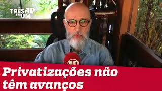 Josias de Souza: Guedes precisa seduzir Bolsonaro