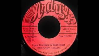 GREGORY ISAACS - Open The Door To Your Heart [1974]
