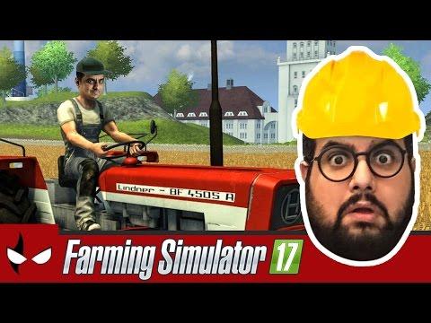 جولة في مزرعة ترو جيمنج مع فهد و محمد (Farming Simulator 2017)