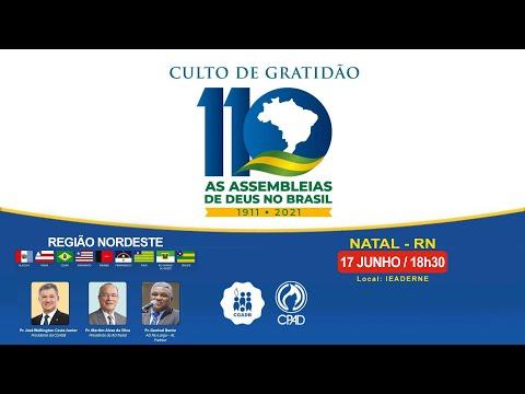 Mais um  grande dia de festa 110 anos de Assembleia de Deus no Brasil -4