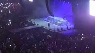 ARIANA GRANDE - Better Left Unsaid  - The Honeymoon Tour - México City Palcio de los deportes
