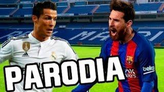 Parodia Barcelona Vs Realmadrid 3-2 (Ahora Dice)
