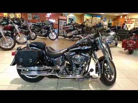 2003 Harley-Davidson HD Softail FLSTFI Fatboy
