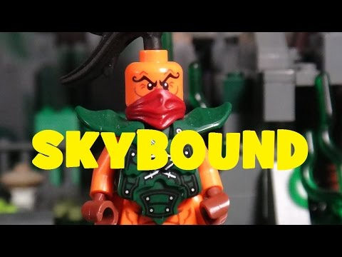 LEGO NINJAGO THE MOVIE - SKYBOUND - PART 23 - 28