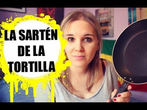 LA SARTEN DE LA TORTILLA