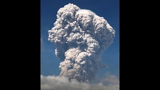 "Breaking: ""Massive Volcanic Eruption"" Turns Day Into Night (Apocalypse)"