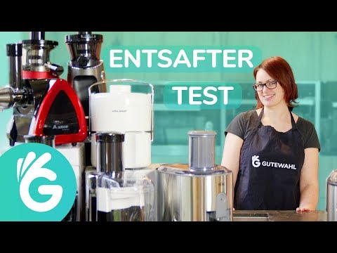 Entsafter Test – Die 11 besten im Vergleich