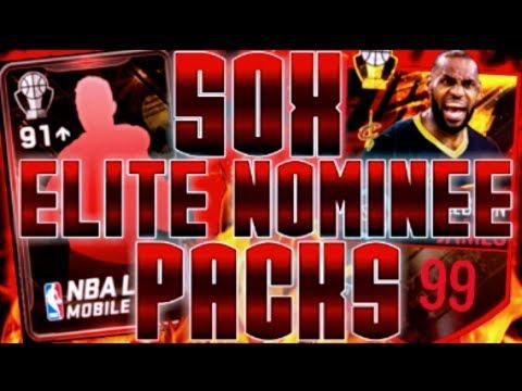 96 OVR WESTBROOK PULL!!! MASSIVE 50X ELITE AWARD WINNER NOMINEE PACK OPENING NBA LIVE MOBILE!!!