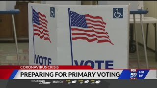 Absentee ballot applications increase ahead of Indiana primary election