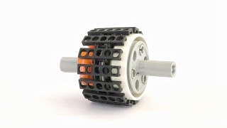 Lego Freewheel Mechanism Ideas - Lego Technic Mastery