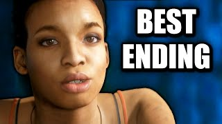 100% THE BEST ENDING IN MAN OF MEDAN! | Man of Medan Coop - Multiplayer Story | Good Ending
