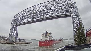 Whitefish Bay arrived Duluth 04/17/2019