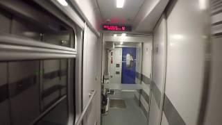 Wagon Sypialny 308A - prezentacja i pierwsze wrażenia z podróży