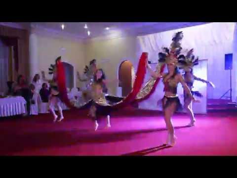 Шоу-балет Колибрис, відео 1