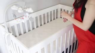 Best Mattress For First Time Moms: Newton Crib Mattress Review