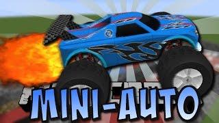 Minecraft MINI-AUTO MOD (Ferngesteuertes Auto) [Deutsch]