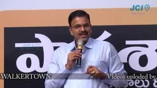 Leadership Session By Sri VV Laxminarayana IPS at