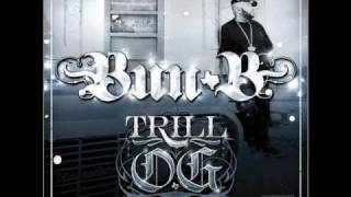 Bun B - It's Been A Pleasure Ft Drake (Chopped & Slowed By Stoob) Trill O.G.