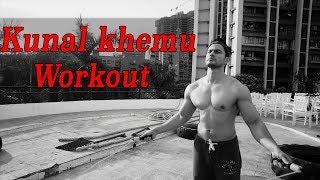 Kunal Khemu Hard Workout Motivational Video