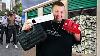 I Bought a DRUG DEALERS Storage Unit! It Was LOADED WITH MONEY FLOOR TO CEILING! Storage Unit Finds