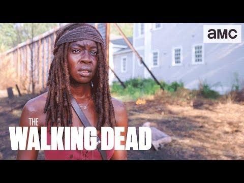 The Walking Dead Season 8B (Olympic Teaser 'Super G')