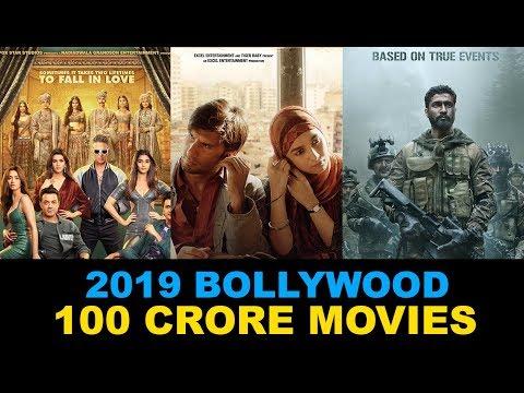 Top 10 : Fastest 100 Crore Club Bollywood Movies   Bharat, Kabir Singh,Kesari,Gully Boy, Uri