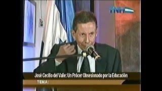 Tertulias Patrióticas José Cecilio del valle 03 09 2013