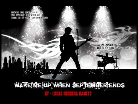 Green Day - Wake Me Up When September Ends (Acoustic)