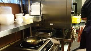La recette du tarama au corail de Saint-Jacques par le chef Stéphane Cunin