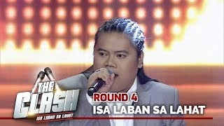 """The Clash 2019: Clark Serafin shines with hope and strength with """"Tuloy Pa Rin"""" 
