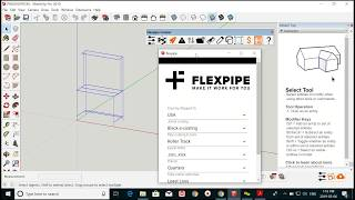Sketchup's Flexpipe Creator webinar - Software overview