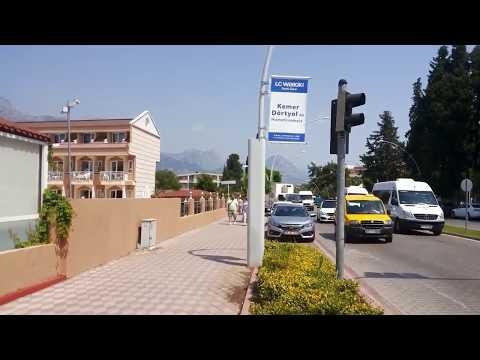 Отель Ares Hotel Kemer 3*