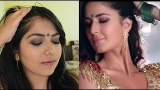 Image for video on Kala Chashma Baar Baar Dekho Katrina Kaif Makeup Tutorial | Bhumika Thakkar by Bhumika Thakkar