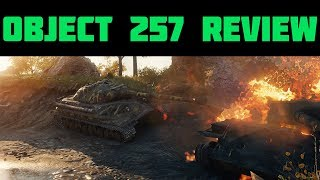 Object 257 review!